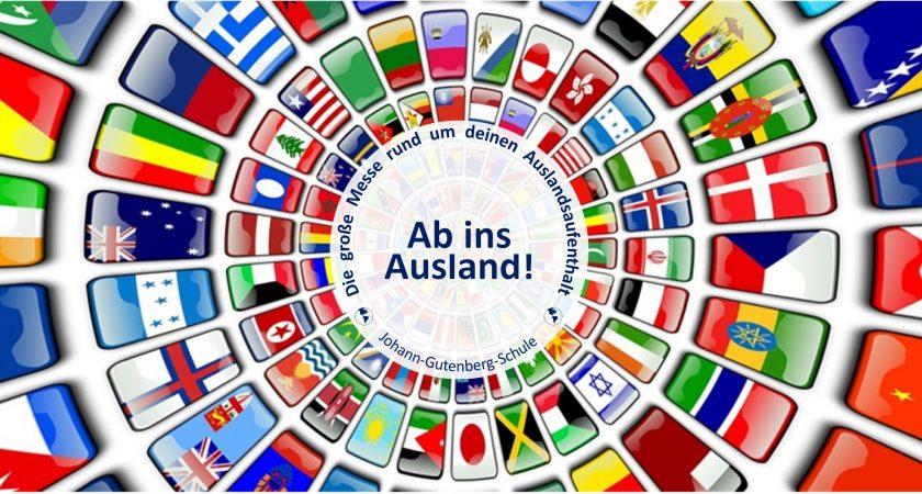 """Messe """"Ab ins Ausland!"""" muss in diesem Jahr leider ausfallen!"""