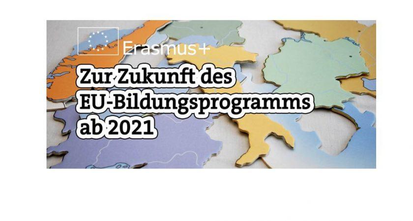 AKKREDITIERUNG FÜR ERASMUS+ BIS 29.10.2020