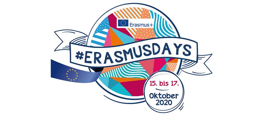 ERASMUSDAYS 2020 (15.-17.10.2020)